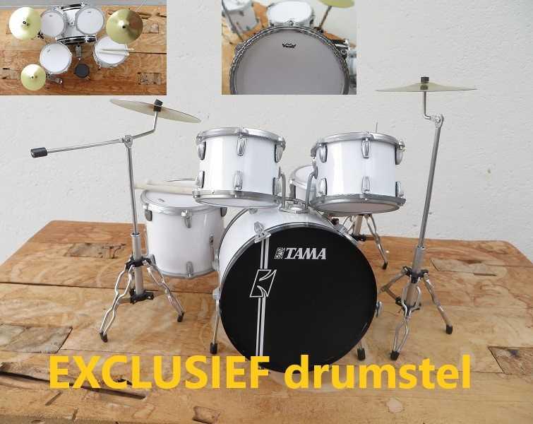 EXCLUSIEF drumstel Tama
